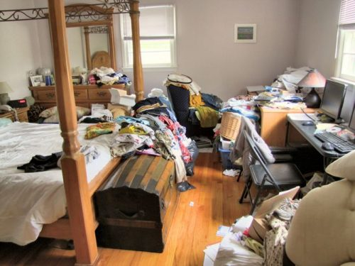 Sorting out your home, the Kondo way